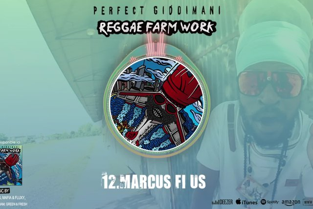 PERFECT GIDDIMANI - MARCUS FI US - IRIE ITES RECORDS