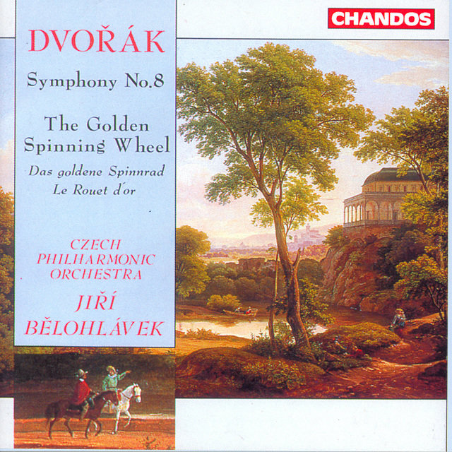 Dvorak: Symphony No. 8 / The Golden Spinning Wheel