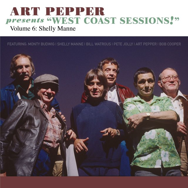 Art Pepper Presents