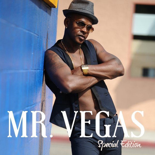 Mr Vegas Special Edition