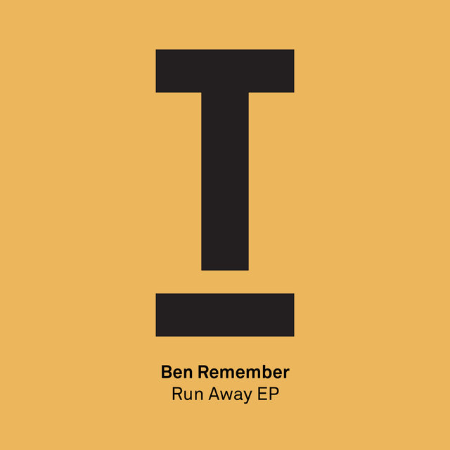Ben Remember - Run Away EP (Radio Edits)