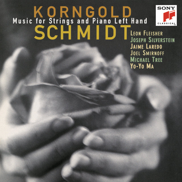 Korngold & Schmidt: Music for Strings & Piano Left Hand