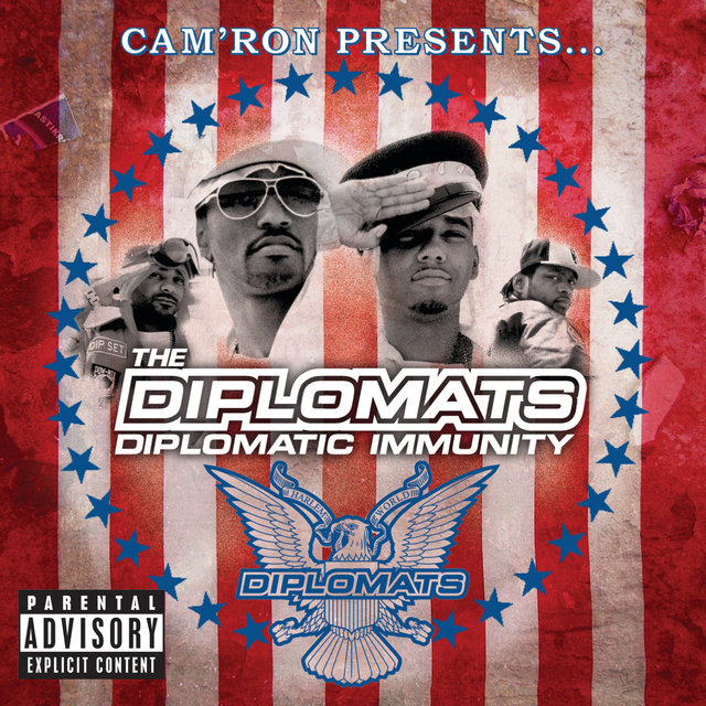Cam'Ron Presents The Diplomats - Diplomatic Immunity
