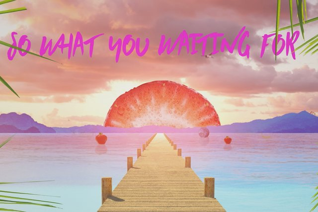 What You Waiting For (Lyric Video)
