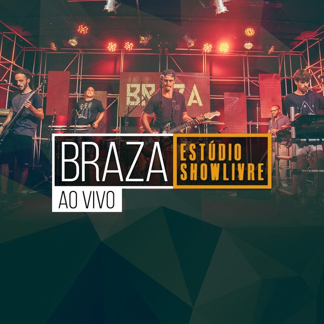 BRAZA no Estúdio Showlivre