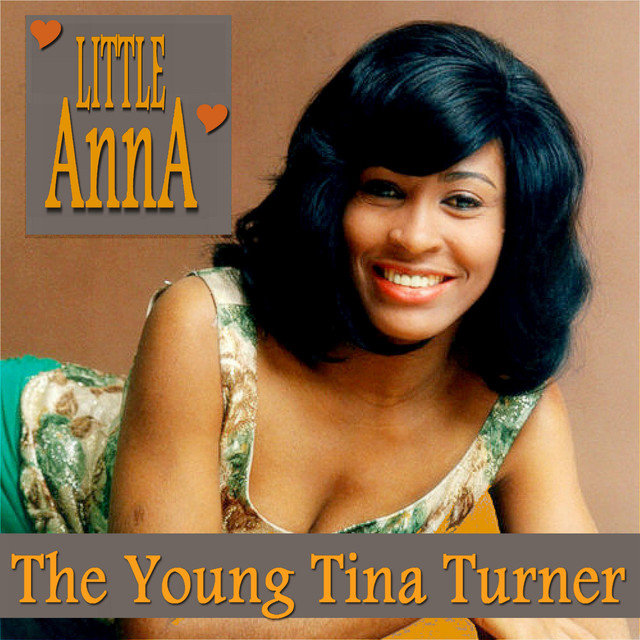 Little Anna 'The Young Tina Turner'