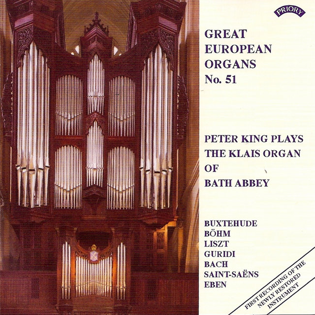 Great European Organs No. 51: Bath Abbey