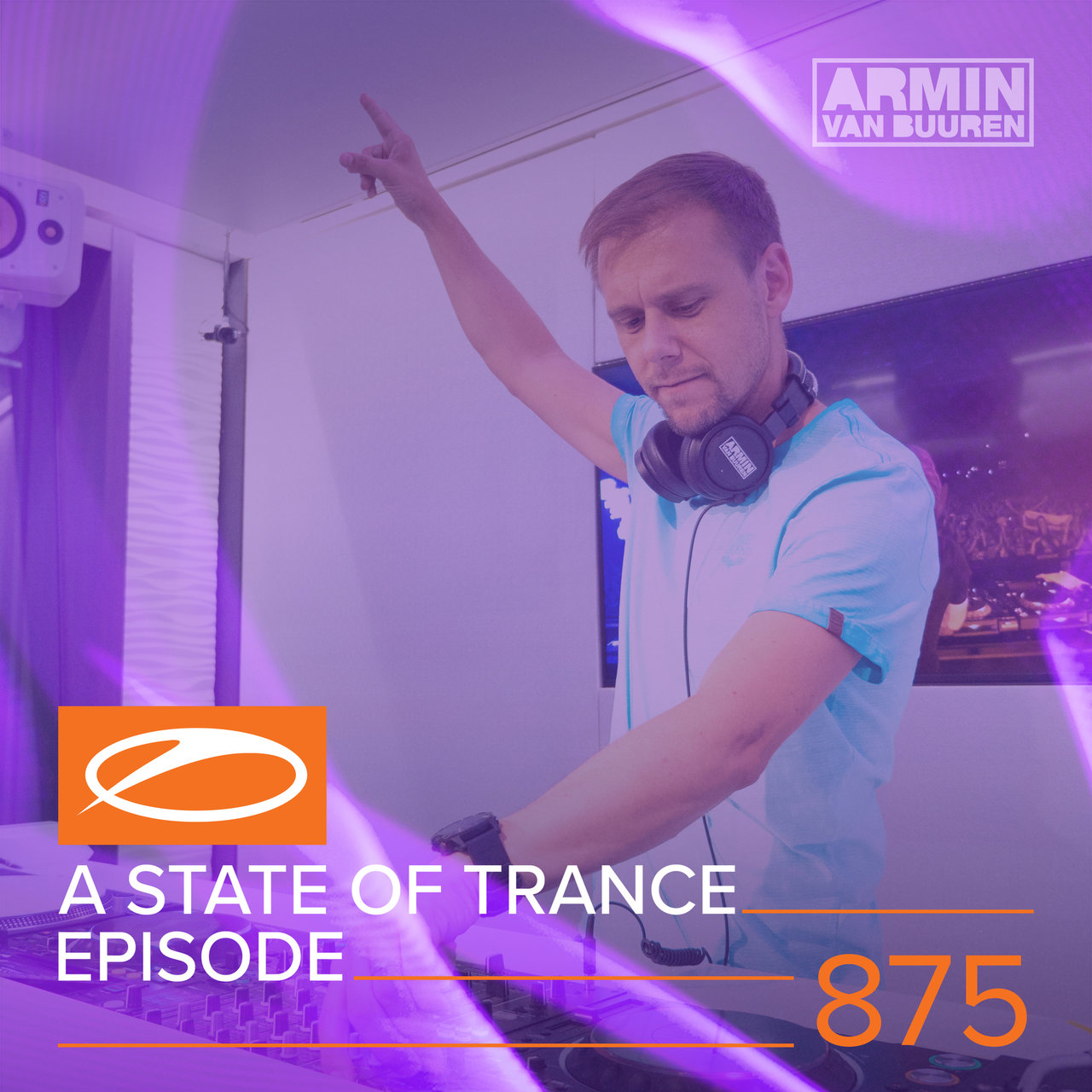A State Of Trance Episode 875