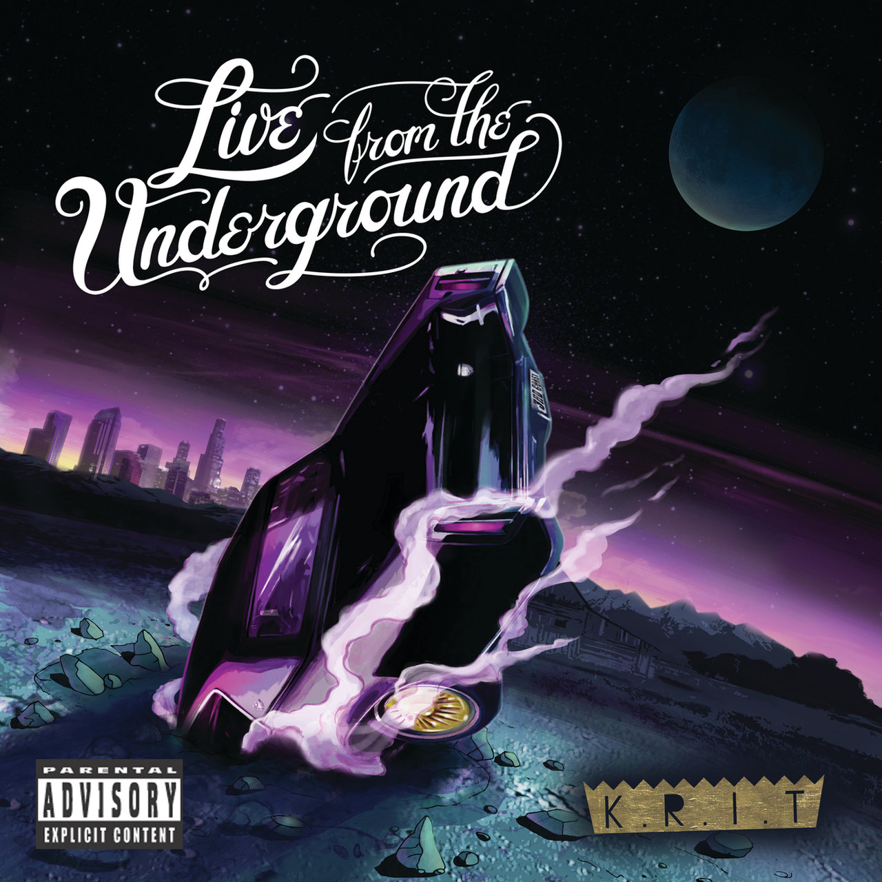 Live From The Underground (Explicit Version)