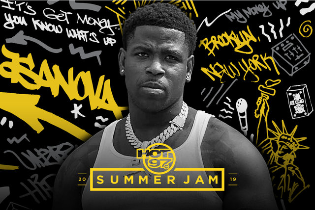Drogba feat Afro B (Live at TIDAL X Hot 97 Summer Jam 2019)