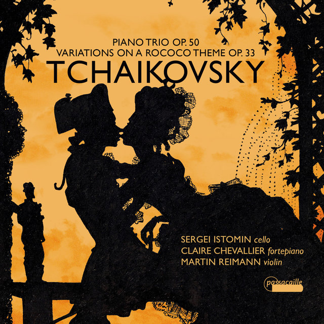Tchaikovsky: Variations on a Rococo Theme in A Major for Cello and Fortepiano