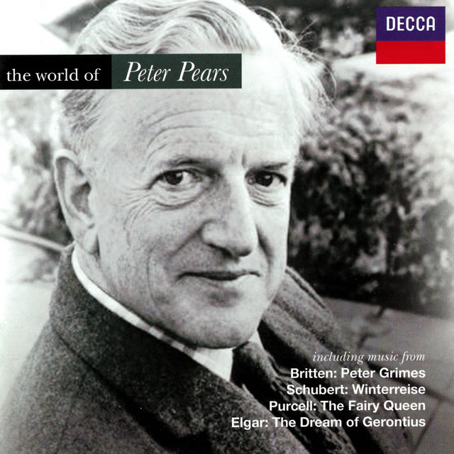 The World of Peter Pears