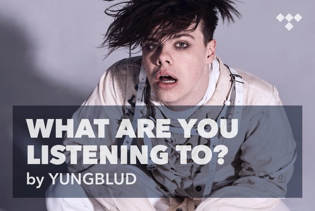 YUNGBLUD: What Are You Listening To?