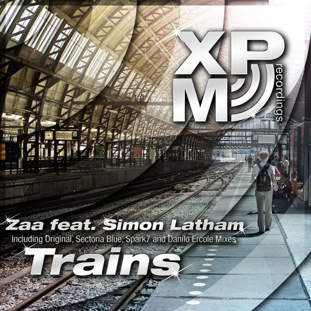 Trains (Incl. Sectoria Blue, Spark 7 & Danilo Ercole Remixes)