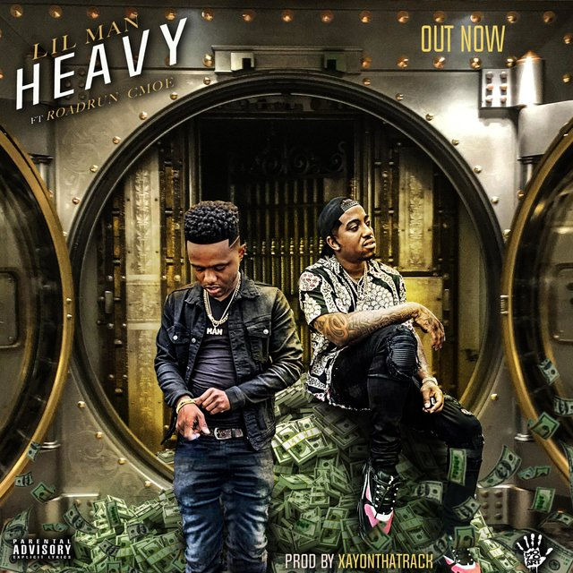 Heavy (feat. RoadRun Cmoe)