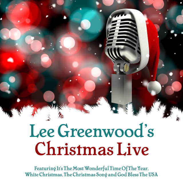 Lee Greenwood's Christmas