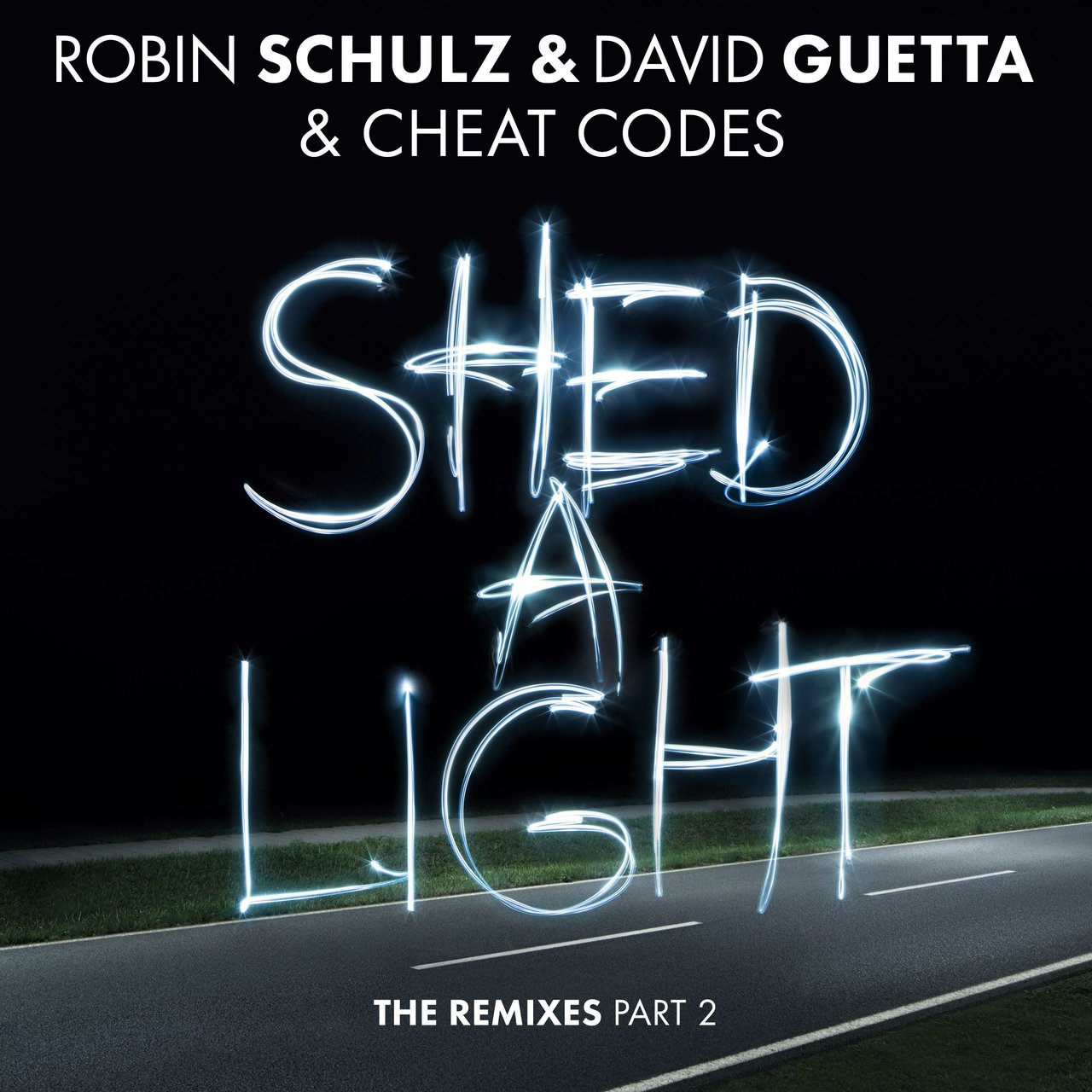 Shed A Light (The Remixes Part 2)