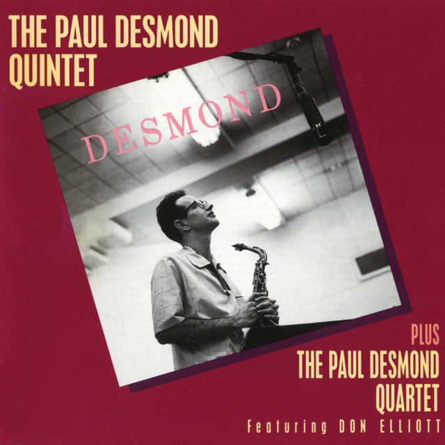 The Paul Desmond Quartet Plus Quintet