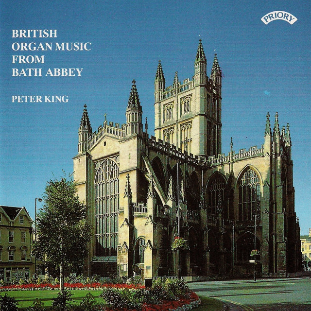 British Organ Music from Bath Abbey
