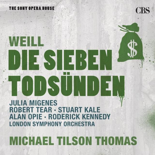 Weill: The Seven Deadly Sins and The Threepenny Opera - The Sony Opera House