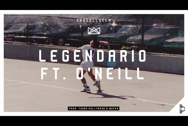 Legendario (feat. O'Neill)
