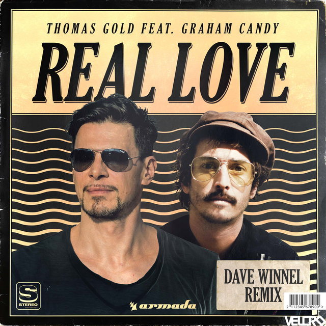 Real Love (feat. Graham Candy) [Dave Winnel Remix]