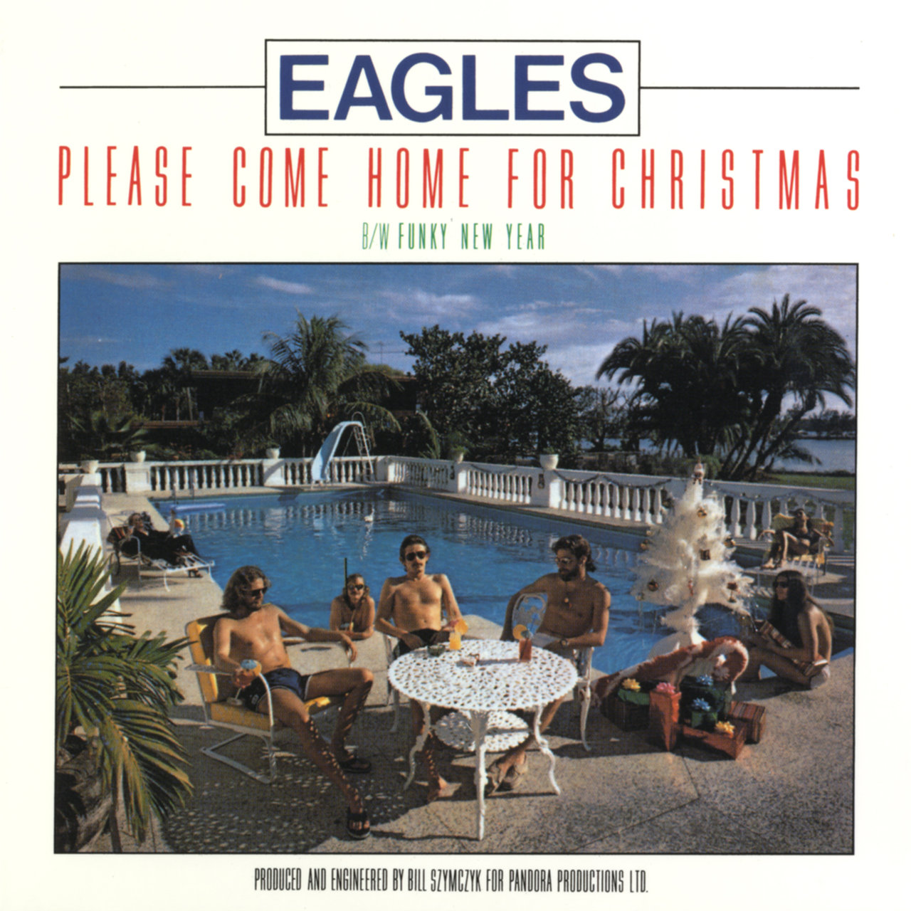 Please Come Home For Christmas/Funky New Year