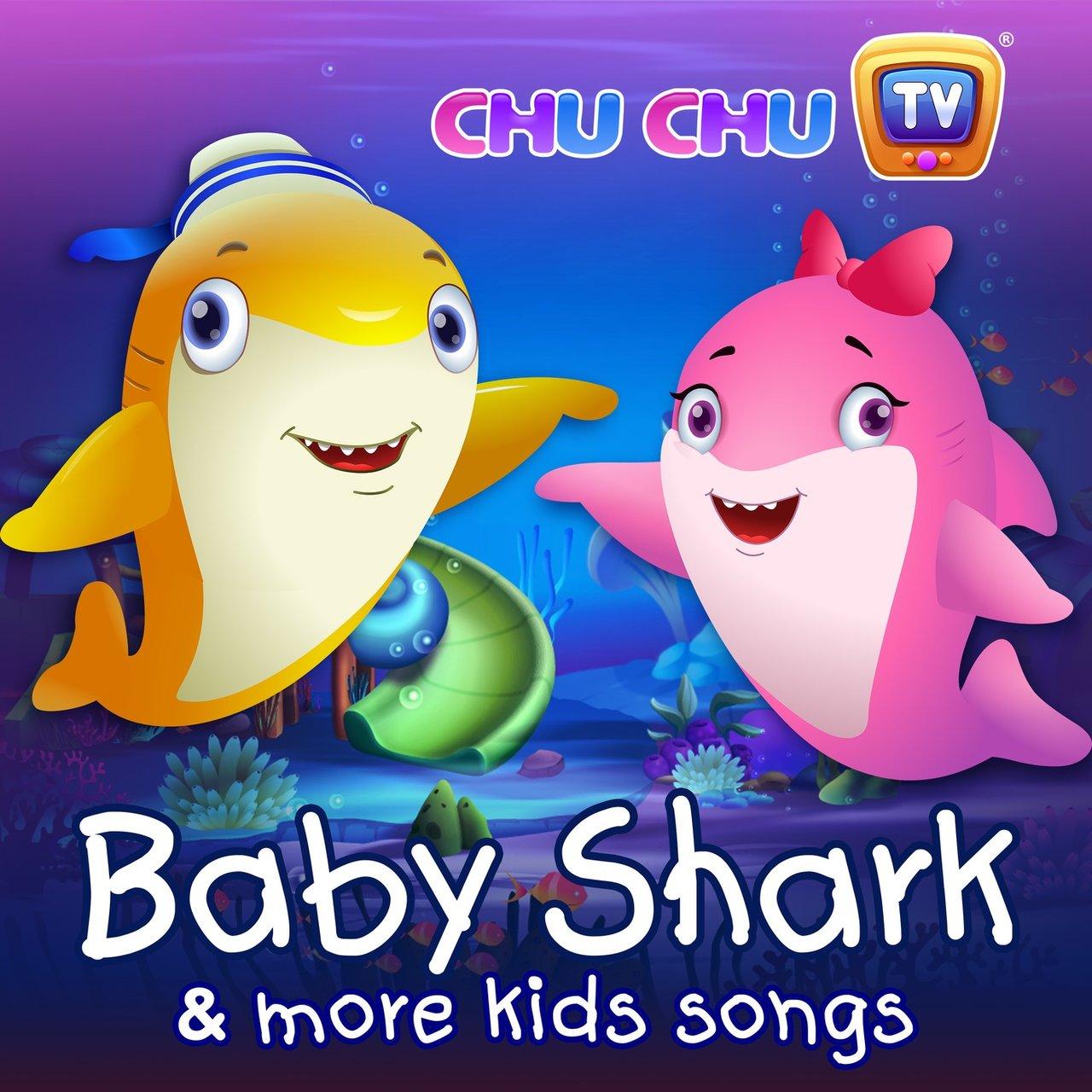 Tidal listen to baby shark more kids songs on tidal baby shark more kids songs stopboris Images