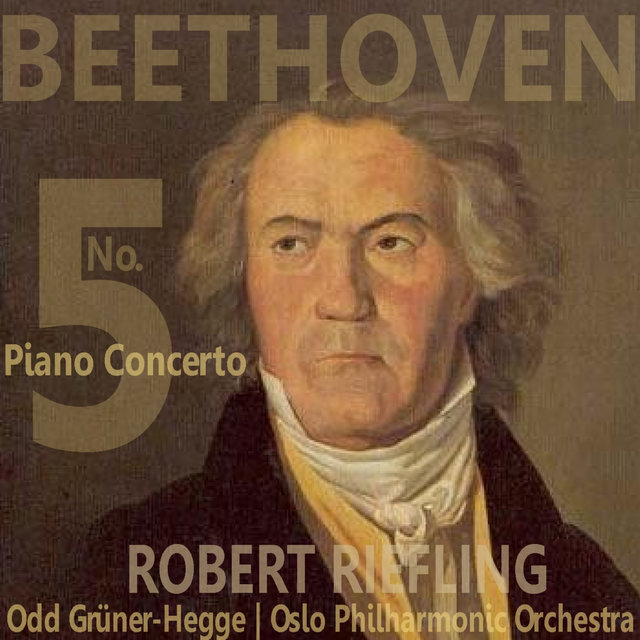 Beethoven: Piano Concerto No. 5 in E-Flat, Op. 73