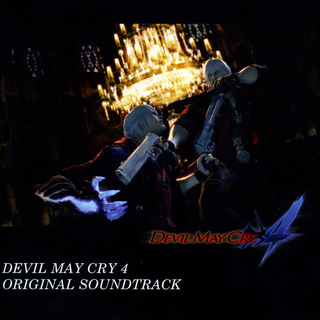 Devil May Cry 4 (Original Game Soundtrack)