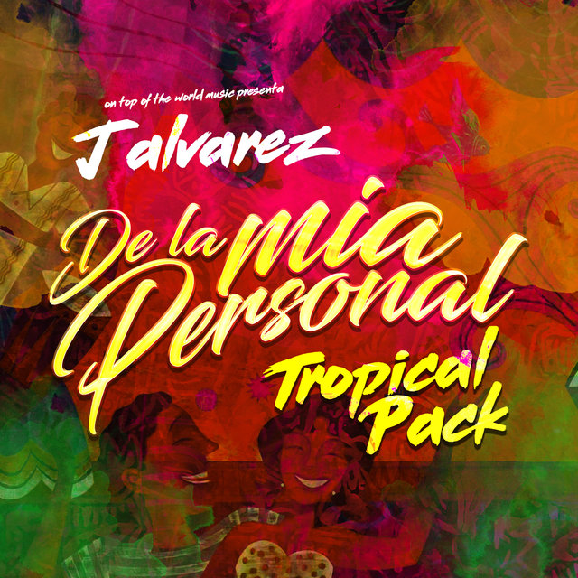 De la Mia Personal (Tropical Pack)