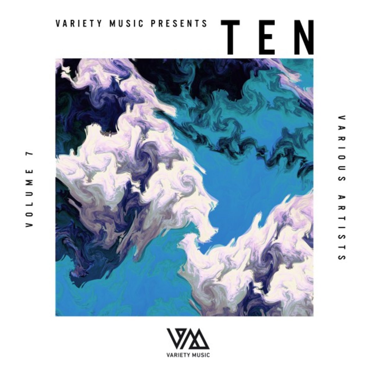 Variety Music Pres. Ten, Vol. 7
