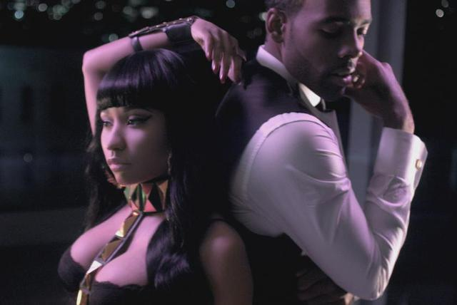 Somebody Else feat. Nicki Minaj