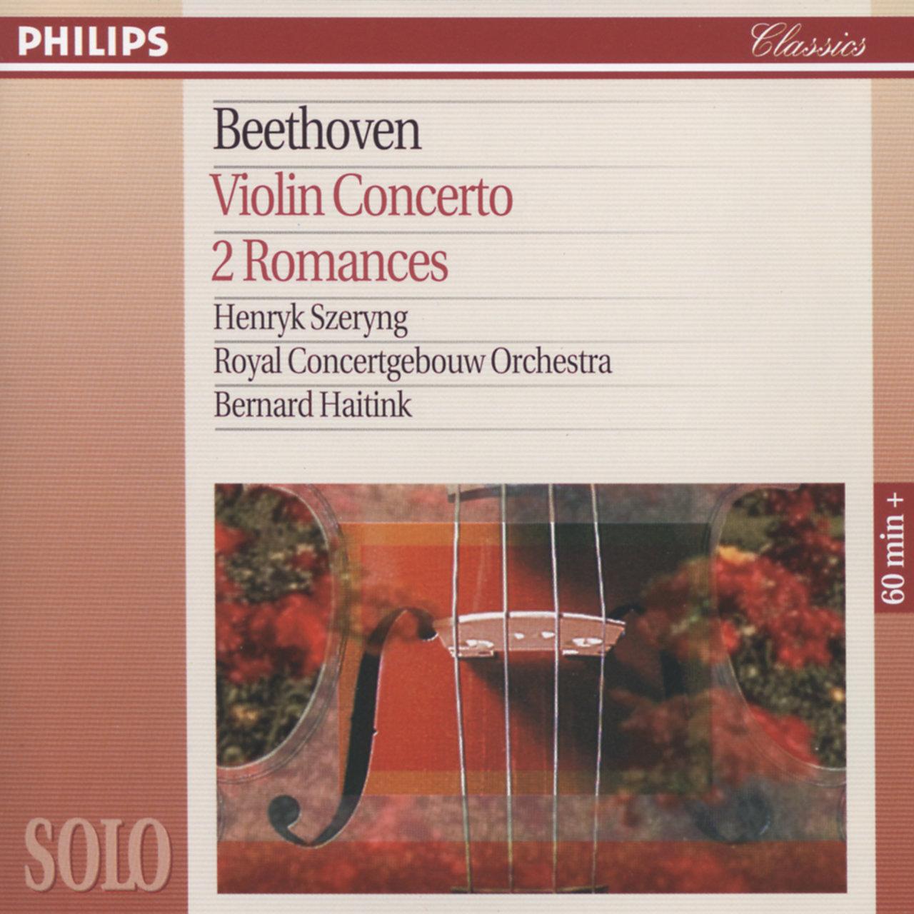 Beethoven: Violin Concerto / Romances