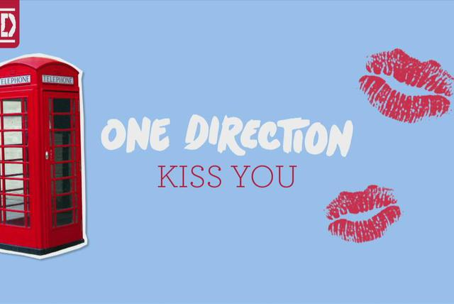 Kiss You (Lyric Video)