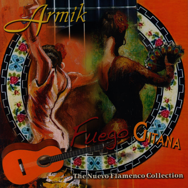 Fuego Gitana, The Nuevo Flamenco Collection