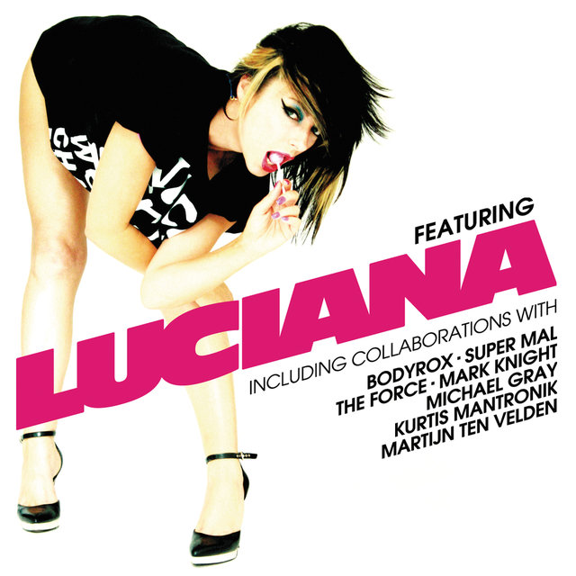 Featuring Luciana (Mixed By Rob Roar)