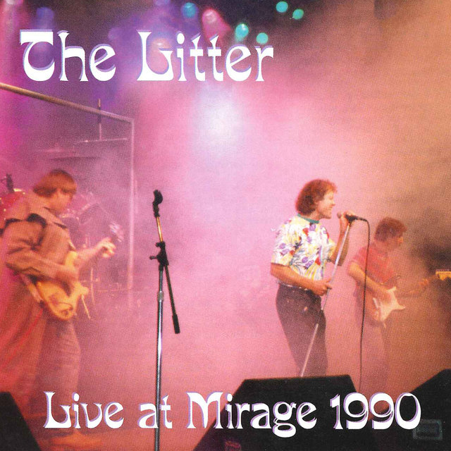 Live at the Mirage 1990