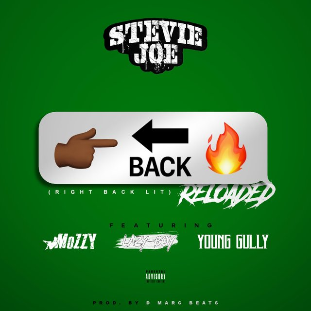 Right Back Lit (Reloaded) [feat. Mozzy, Young Gully & Lazy Boy]