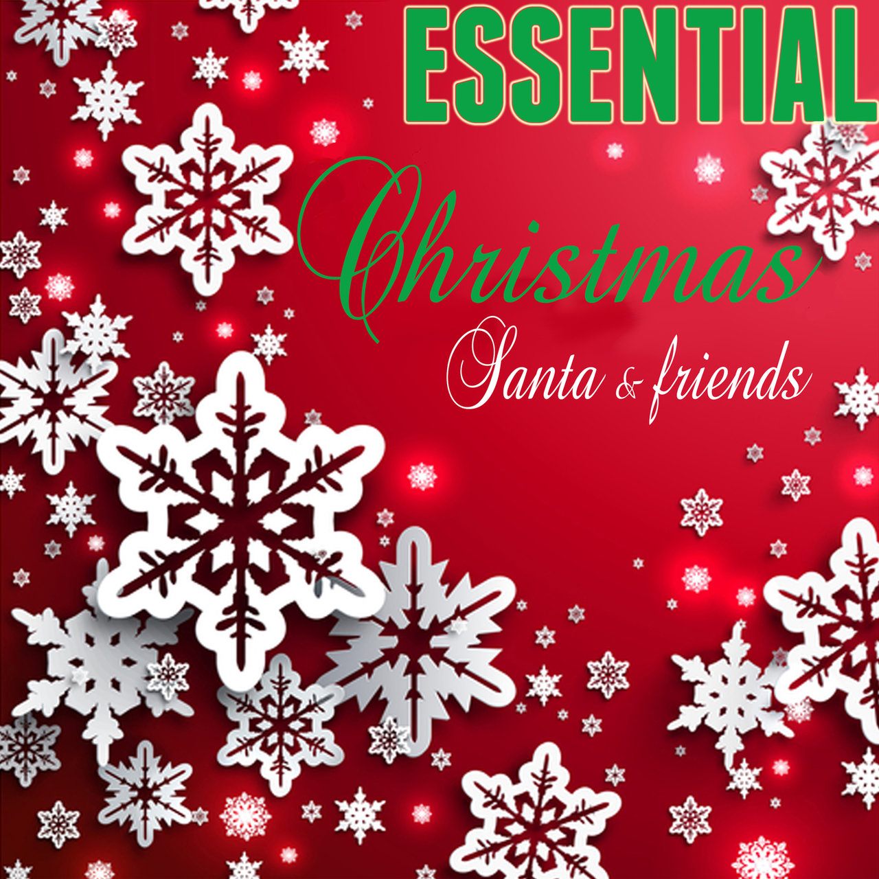 Essential Christmas: Santa & Friends
