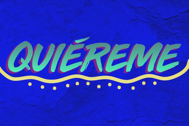 Quiéreme (Remix - Official Lyric Video)