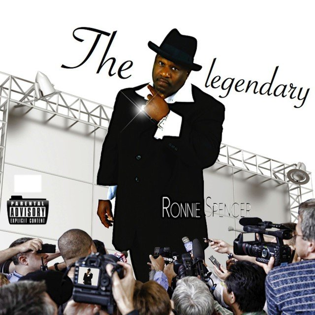 The Legendary Ronnie Spencer R&B Album