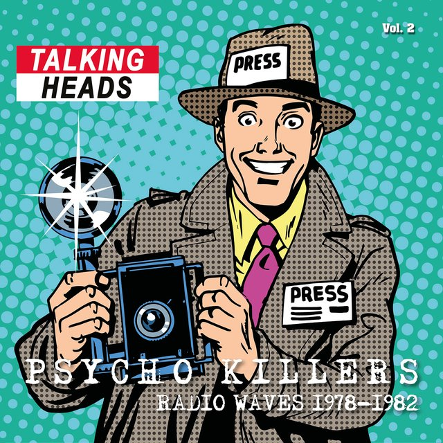 Radio Waves 1978-1983: Psycho Killers, Vol. 2 (Live)