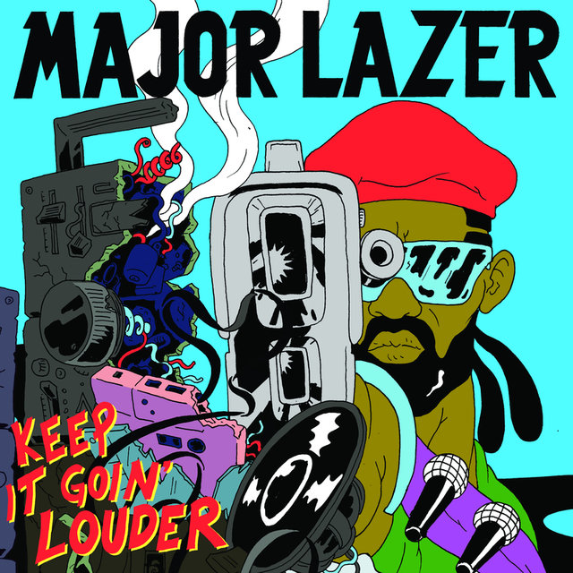 Keep It Goin' Louder (Remixes)