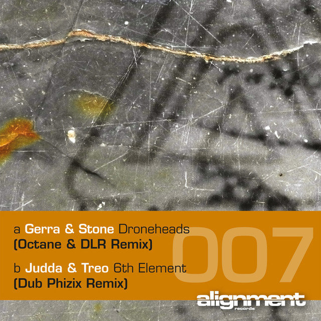 Droneheads (Octane & DLR Remix) / 6th Element (Dub Phizix Remix) – Single