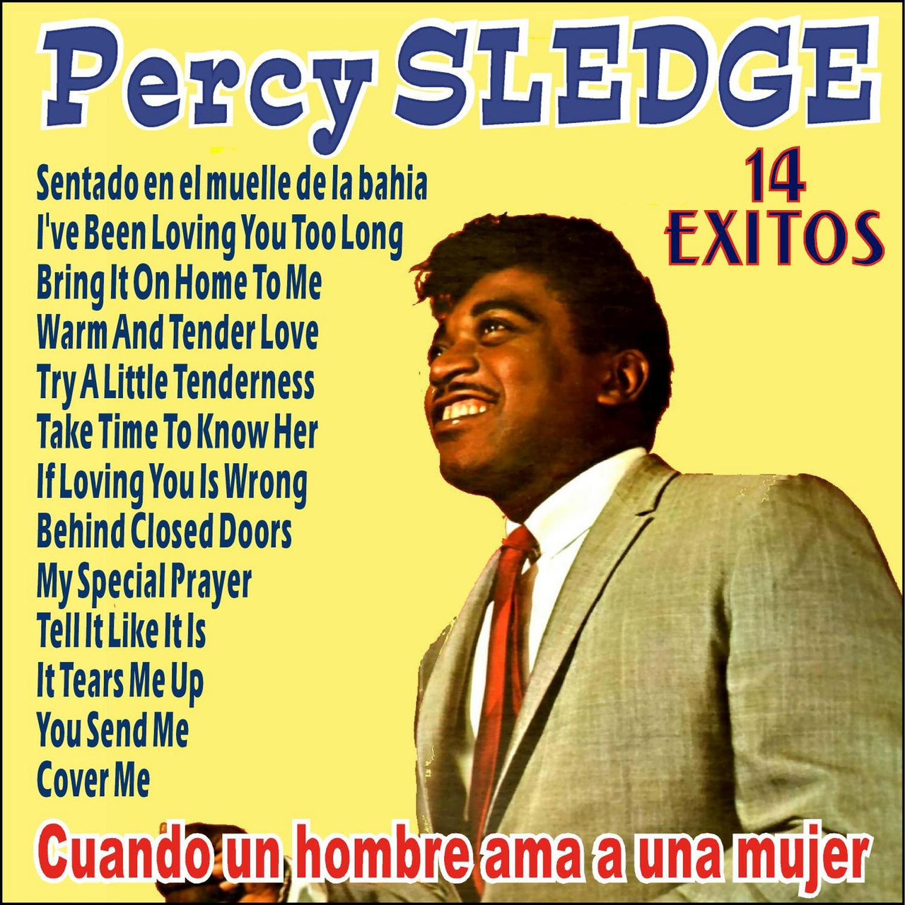 Percy Sledge - My Special Prayer / When A Man Loves A Woman