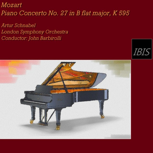 Mozart: Piano Concerto No. 27 in B-Flat Major, K 595