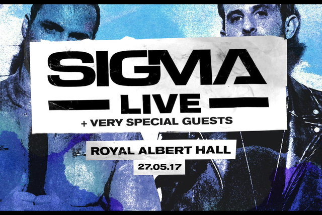 Announcing: The Royal Albert Hall