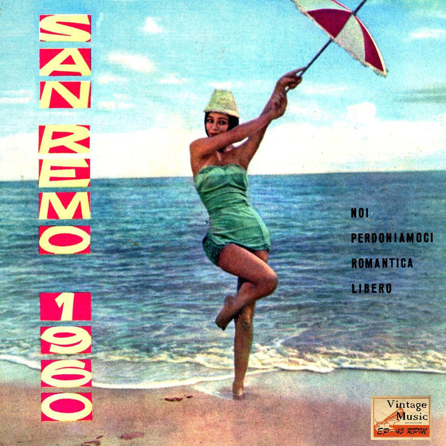 Vintage Pop No. 170 - EP: San Remo 1960