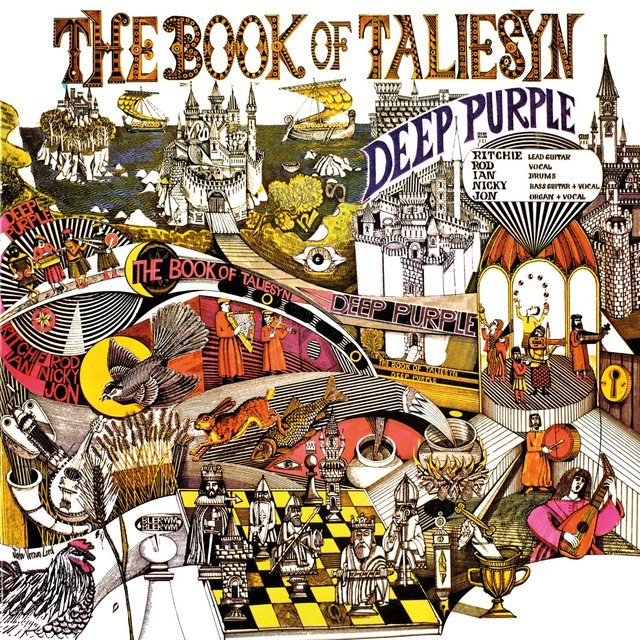 The Book of Taliesyn (Stereo)